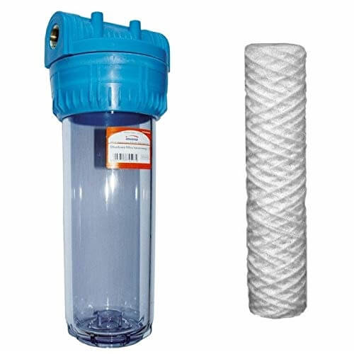 Purificador de Agua con Filtro de Sedimentos
