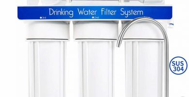 Purificador de Agua por Ultrafiltración