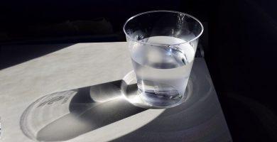 Como beber Agua